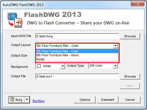 DWG2Flash-Step3