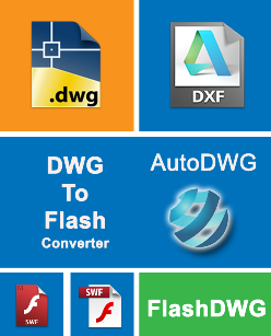 DWG to Flash